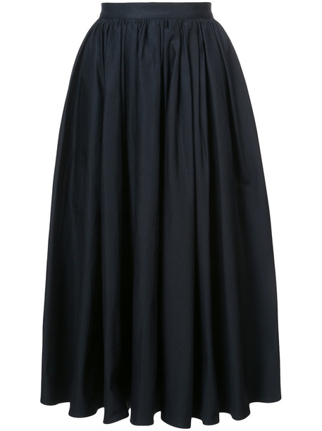 Tome skirt women cotton black