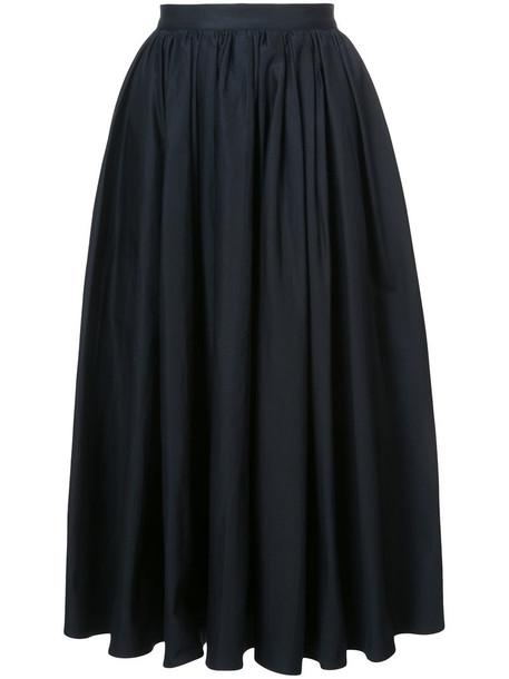 skirt women cotton black