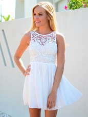 dress,white dress,cream dress,long lace dresses,confirmation,white short dress,white lace dress,mini dress