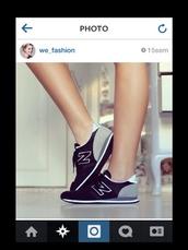 shoes,chaussures,new balance,parfaite,noire,grise
