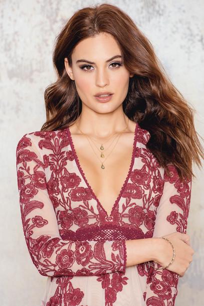 Vanessa Mooney The Trinity Necklace