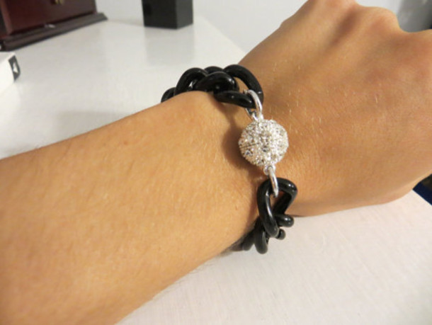 Etsy Chain Bracelet Bracelets Chain Bracelet