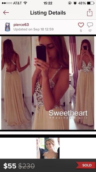 dress prom prom dress fany champagne champagne prom dress