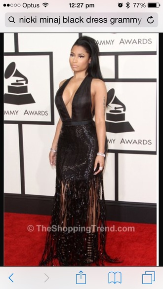 dress black dress nicki minaj collection