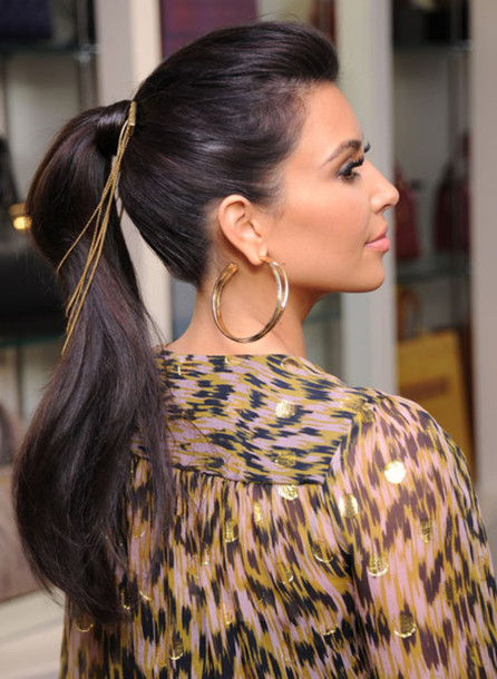 jewels gold chain kim kardashian head jewels