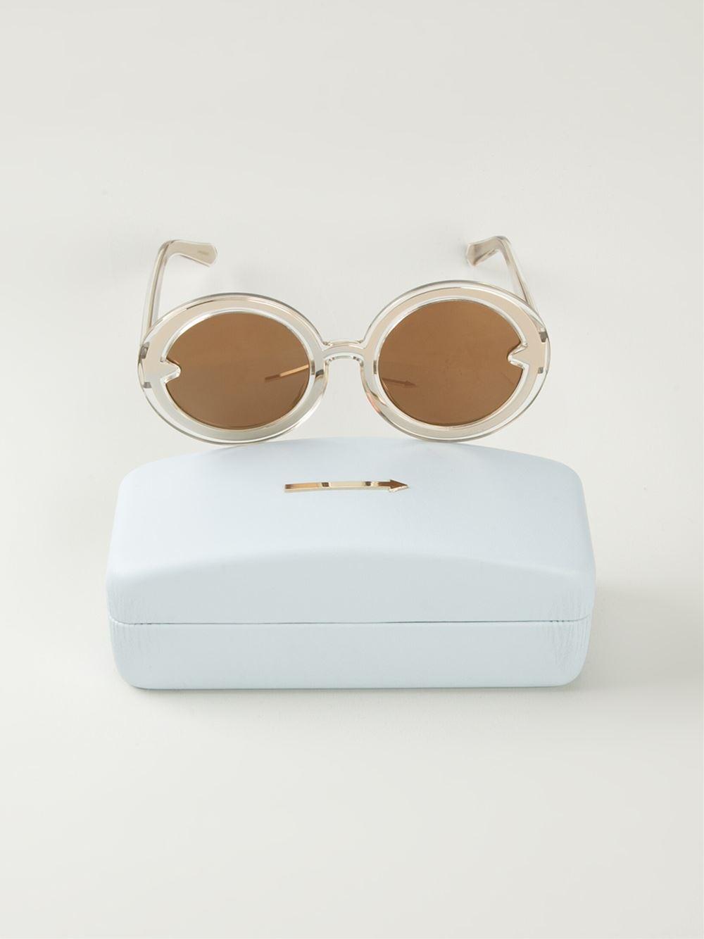7e39d13fa5 Karen Walker Eyewear Limited Edition  orbit  Sunglasses - Elite ...