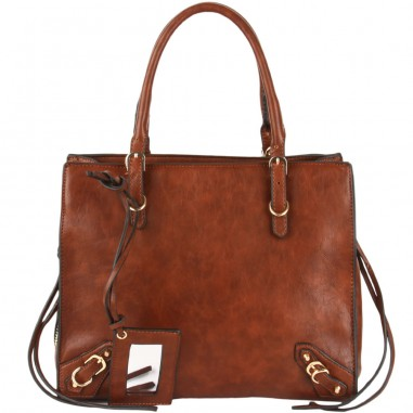 Susanah Buckle Shoulder Bag