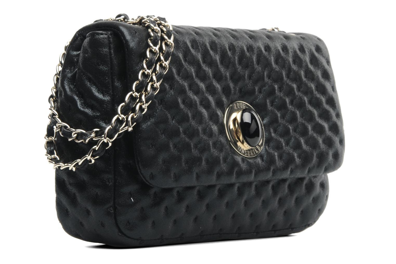 I love metallic Rabat Love Moschino (schwarz) : stets kostenlose Lieferung Ihrer Handtaschen I love metallic Rabat Love Moschino bei Sarenza