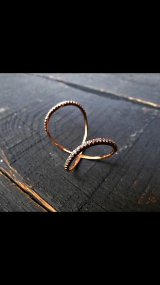 jewels gold ring golden rings diamond ring