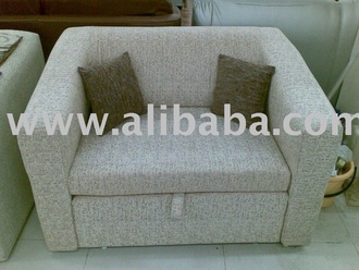 jewels beige decoration sleep sofa couch