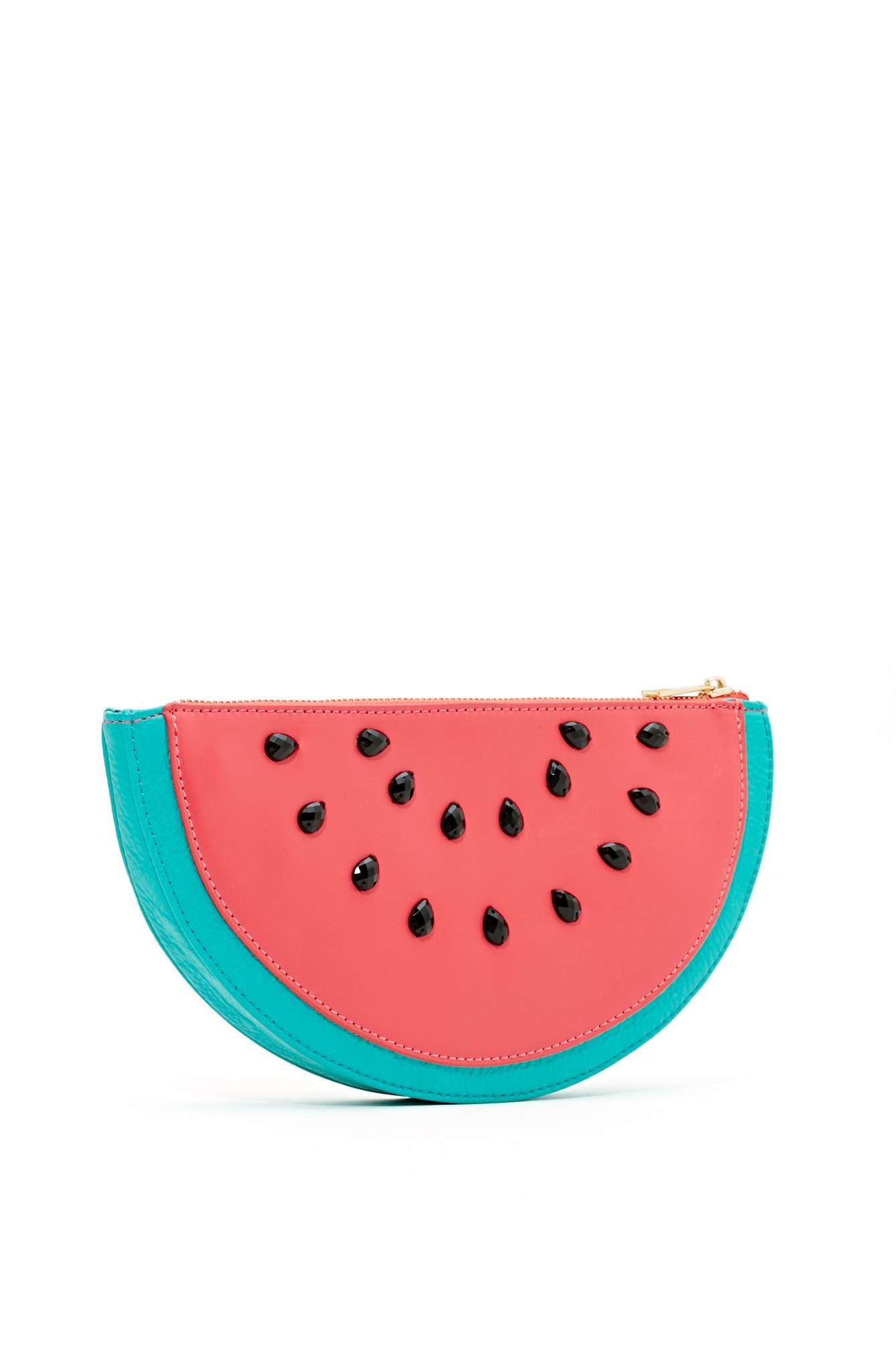 Sweet watermelon clutch