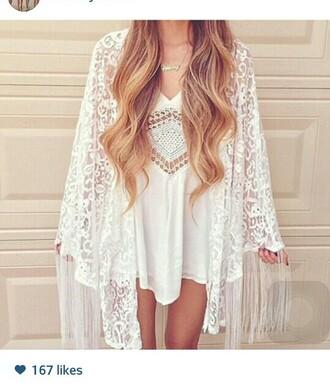 dress cutout dress cutout cute white short white dress cardigan