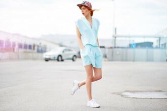 ebba zingmark top shorts shoes bag jewels