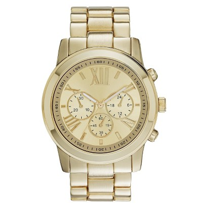 Women's Mossimo® Analog Watch - Rose Gold