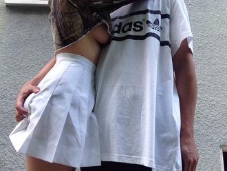 shirt adidas tumblr vaporwave pale couple love match t-shirt menswear palewave vintage