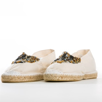 shoes agua bendita espadrilles designer shoes flats designer espadrilles embroidered