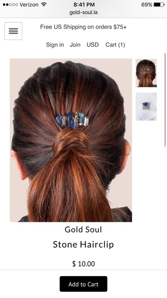 hair accessory hair clip accessories kylie jenner