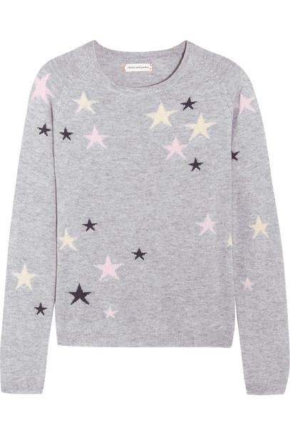Chinti and Parker sweater light