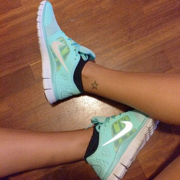 shoes nike sneakers running shoes sportswear sports shoes green nike free run nike nike free run 3 fashion shoes nike sportswear green and white nike for women nike shoes for women fashion squad fashion spot