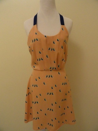 dress clothes lamalu boutique print dress halter halter dress