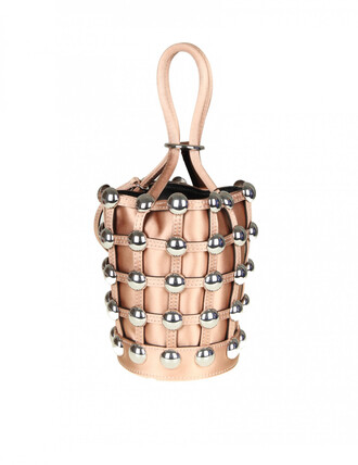 mini bag mini bag nude pink