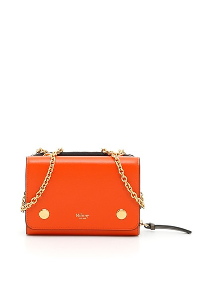 Mulberry clutch bag