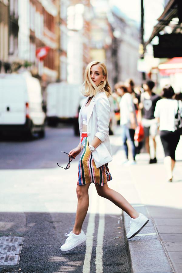 framboise fashion top jacket shorts bag jewels