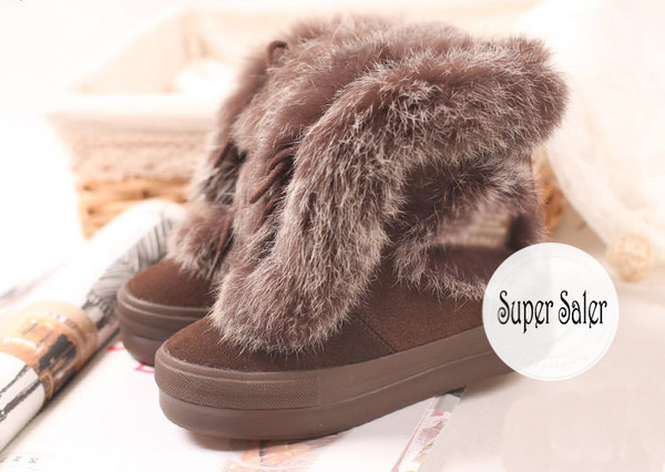 shoes winter boots winter boots leather fur winter boots christmas