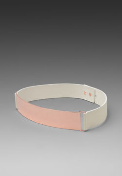 Finders Keepers 4cm Rose Gold Belt @ Revolve Clothing - 5th village