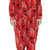 Red Valentino Monkey Print Jumpsuit
