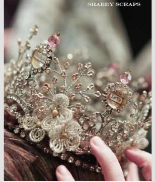 jewels crown princess vintage
