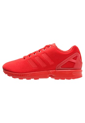 91093d1be adidas Originals ZX FLUX - Joggesko - red - Zalando.no