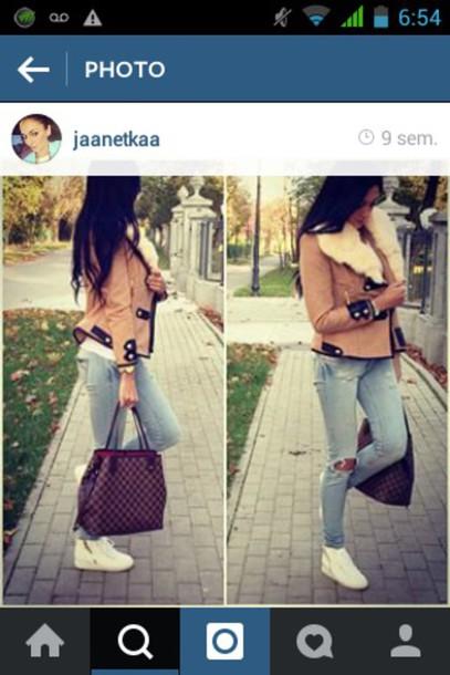 jeans tissue noir