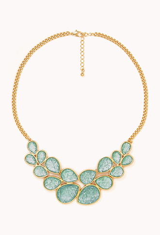 Statement Bib Necklace | FOREVER21 - 1023710367