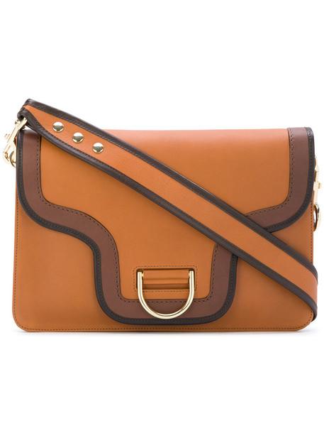 women bag shoulder bag leather brown