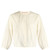 Thierry puff-sleeved cotton and silk-blend blouse