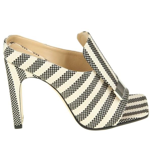 Sergio Rossi women sandals black shoes