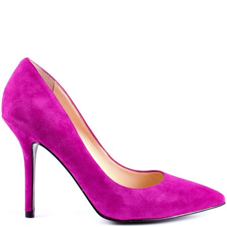 Mipolia - Dark Pink Suede, Guess, 84.99, FREE 2nd Day Shipping!