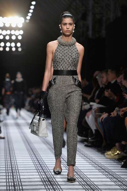 jumpsuit pants top fashion week 2015
