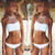 Clarissa Net Bikini – Dream Closet Couture