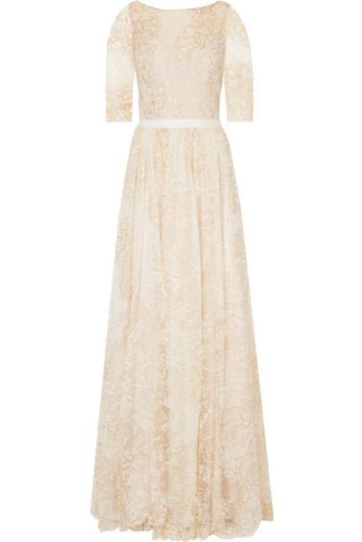 Marchesa Notte gown embellished dress