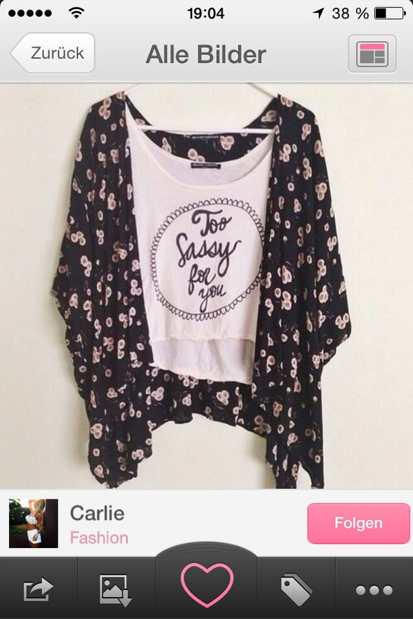 ❤️ quote on it kimono floral cardigan