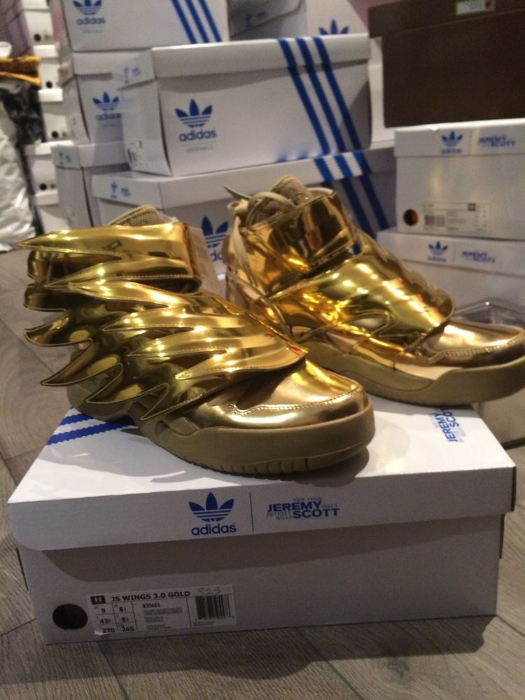 adidas jeremy scott gold 3.0