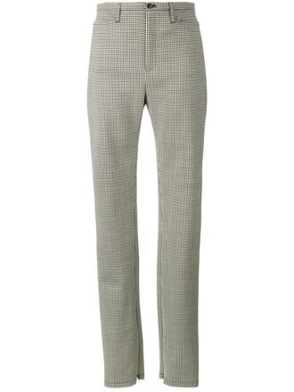 women spandex cotton wool pants