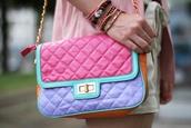 bag,pastel