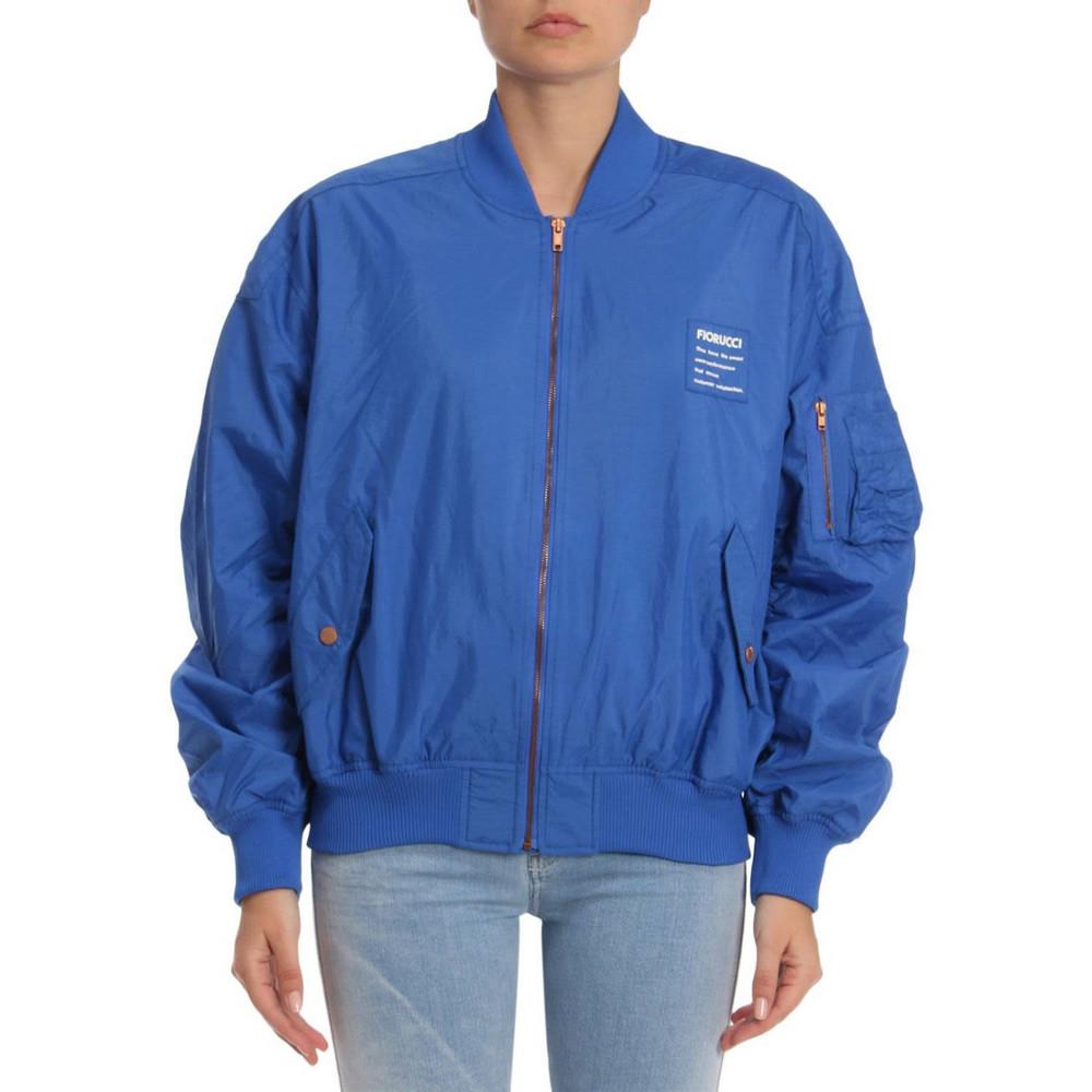 Jacket Jacket Women Fiorucci in blue
