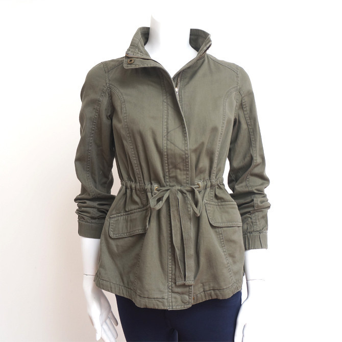 Fight For Love Military Jacket | Affordable Junior Clothing & Plus Sized Dresses | Shimmer