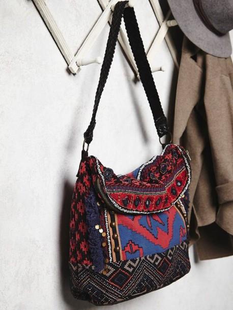 bag aztec bag multicolor