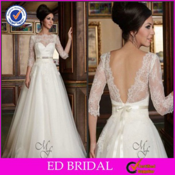 dress ed bridal wedding dress