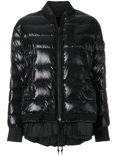 jacket bomber jacket women black